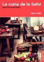 la cuina de la safor: cuina marinera-chelo peiro-9788494388569