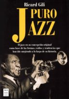 puro jazz-ricard gili vidal-9788494696169