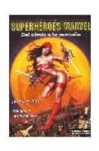 superheroes marvel: del comic a la pantalla-lorenzo f. diaz-9788495070869