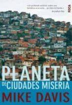 planeta de ciudades miseria mike davis 9788495440969