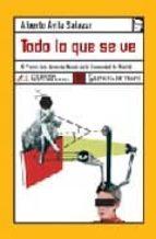todo lo que se ve (ix premio arte joven de novela de la comunidad de madrid) alberto avila salazar 9788496080669