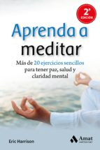 aprenda a meditar-eric harrison-9788497353069