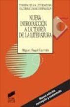nueva introduccion a la teoria de la literatura miguel angel garrido 9788497561969