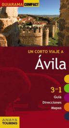 un corto viaje a avila 2015 (guiarama compact)-pascual izquierdo-9788497769969