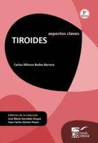 aspectos claves tiroides (ebook)-carlos alfonso builes-9789588843469