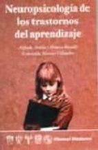 neuropsicologia de los trastornos del aprendizaje-alfredo ardila-9789707290969