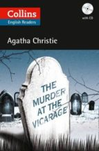 the murder at the vicarage (elt readers) agatha christie 9780007451579