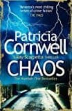 chaos patricia cornwell 9780008150679