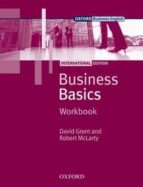 business basics ed international workbook-david grant-9780194577779