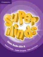 super minds level 6. class audio cds (4) herbert puchta günther gerngross peter lewis jones 9780521215879
