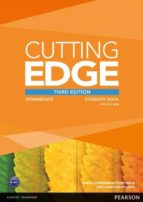 cutting edge 3rd edition intermediate students  book and dvd pack-9781447936879