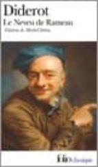 le neveu de rameau-denis diderot-9782070317479