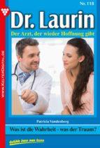 DR. LAURIN 118 - ARZTROMAN
