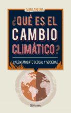 ¿qué es el cambio climático? (ebook)-ivan lanegra-9786123191979