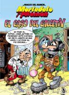 mortadelo y filemon: el caso del calcetin (magos del humor 195) francisco ibañez 9788402421579