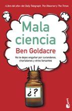 mala ciencia-ben goldacre-9788408003779