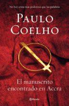 el manuscrito encontrado en accra-paulo coelho-9788408031079