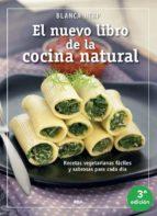 el nuevo libro de la cocina natural-blanca herp-9788415541479