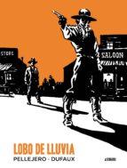 El libro de Lobo de lluvia autor RUBEN PELLEJERO DOC!