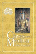 claves para meditar (ebook)-bokar rimpoche-9788415912279