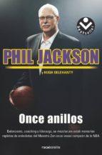 once anillos phil jackson 9788416240579