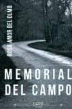 memorial del campo-rosa amor del olmo-9788416250479