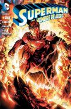 superman: el hombre de acero nº 09 scott snyder 9788416255979