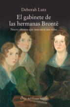 el gabinete de las hermanas brontë-deborah lutz-9788417151379