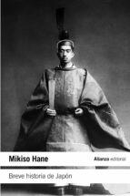 breve historia de japon mikiso hane 9788420653679