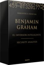 biblioteca esencial benjamin graham (estuche ed. limitada) el inversor inteligente / security analysis-benjamin graham-david l. dodd-9788423426379