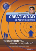 creatividad en marketing directo-santiago rodriguez-9788423427079