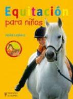 equitacion para niños heike lebherz 9788425516979