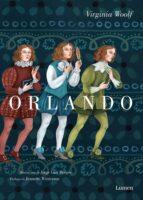 orlando (edición ilustrada)-virginia woolf-9788426404879