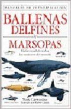 ballenas, delfines y marsopas una guia visual de todos los cetace os mark cawardine 9788428210379
