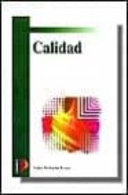 calidad andres berlinches cerezo 9788428324779