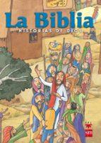 la biblia: historias de dios-9788428820479