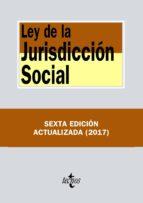 ley de la jurisdiccion social (6ª ed.)-9788430972579