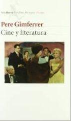 cine y literatura pere gimferrer 9788432208379
