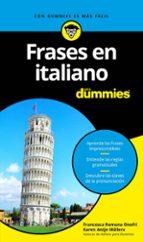 frases en italiano para dummies francesca romana onofri karen antje möller 9788432903779