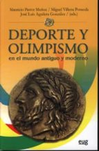 deporte y olimpismo en el mundo antiguo y moderno-9788433849779