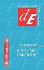 diccionari catala rus; rus catala 9788441201279