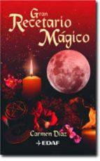 gran recetario magico carmen diaz 9788441416079