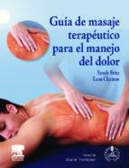 guia de masaje avanzado para el control del dolor s. fritz 9788445824979