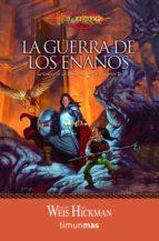 la guerra de los enanos (leyendas de dragonlance, vol. 2)-margaret weis-9788448001179