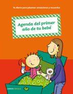 agenda del primer año de tu bebe-9788448047979