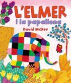 El libro de L elmer i la papallona autor DAVID MCKEE DOC!