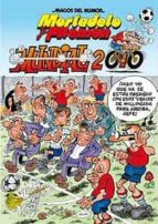 magos del humor nº 137: mortadelo y filemon mundial 2010 francisco ibañez 9788466643979