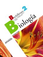 biología 2º bachillerato 9788466782579