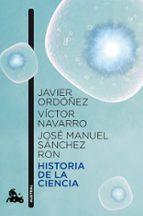 historia de la ciencia-javier ordoñez-victor navarro-jose manuel sanchez ron-9788467019179