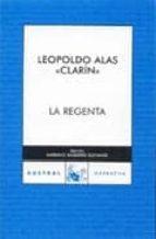 la regenta-leopoldo alas clarin-9788467022179